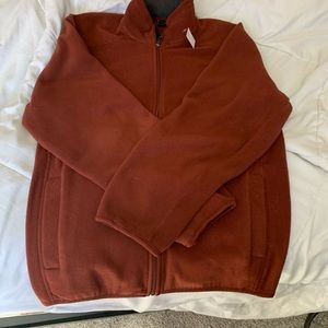Men's Falls Creek Zip down sweatshirt Size- Medium